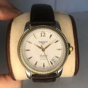 Tissot Ballade Automatic 25 Jewels with Leather Band